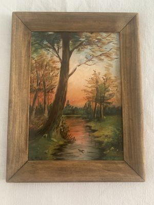 Vintage art painting for Sale in Bristol, CT