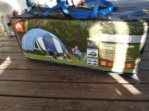 10 person tunnel tent for Sale in Elma, WA
