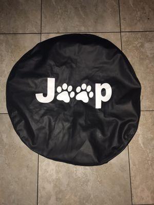 Jeep wheel cover for Sale in Sacramento, CA