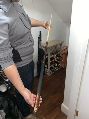 Pool cue with bag for Sale in San Francisco, CA