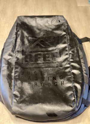 Reef Duffel Backpack with rain guard for Sale in Norwalk, CA