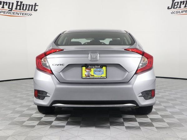 2019 Honda Civic Sedan
