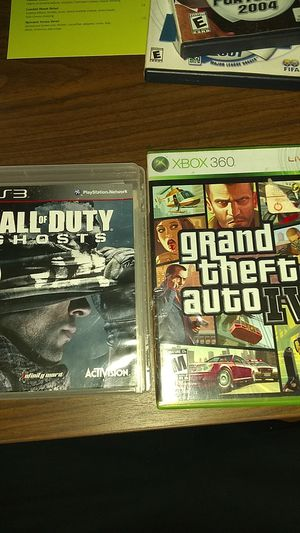 PS3 and xbox360 video games for Sale in Woburn, MA
