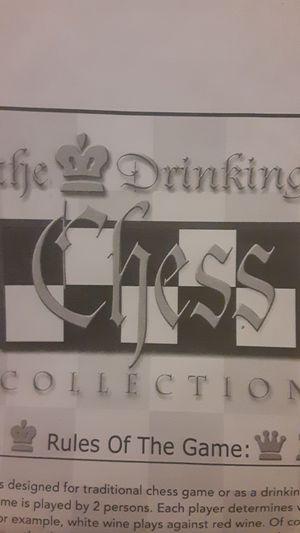 Chess shot glass for Sale in Turlock, CA