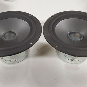 "Polk Audio MW7015 Rare 6"" Woofers For The Cs1000p Center Channel. for Sale in La Puente, CA"