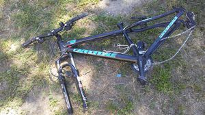 Cannondale bike frame and pack n play for Sale in Ogden, UT