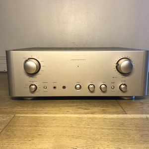 Marantz PM-16 Integrated Amplifier With Original Remote & Nissyo Power UP/DOWN Transformer. Excellent Condition for Sale in Brea, CA