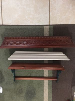3 wall shelves for Sale in Germantown, MD