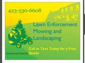 Lawn and landscape services. for Sale in Fall Branch, TN