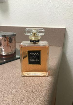 Chanel Coco Eau de Parfum 3.4 oz for Sale in Hesperia, CA