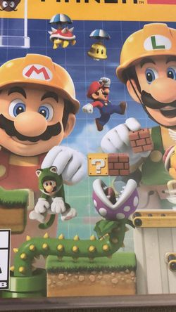 Super Mario Maker 2 - Nintendo Switch for Sale in Lynwood,  CA