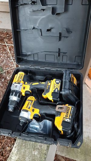 Dewalt 20v drill combo for Sale in Gladstone, OR