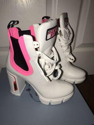BNWB Prada scuba boots size 37.5 for Sale in Concord, CA