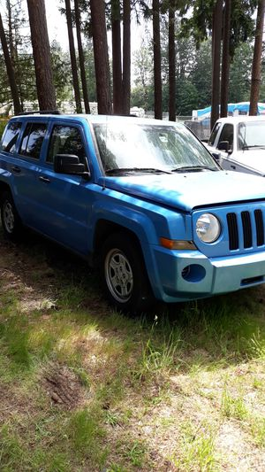 2008 Jeep Patriot 4x4 Limited for Sale in Graham, WA