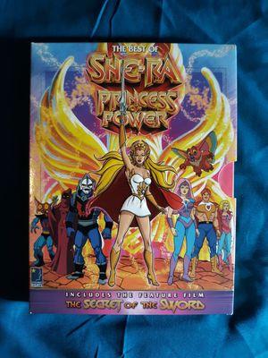 She-Ra DVDs for Sale in Carmi, IL