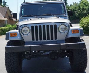 DON'T HESITATE Jeep WRANGLER 2001 for Sale in Green Bay, WI
