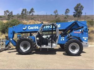 Genie Forklift 10k Fresh Paint! for Sale in San Diego, CA