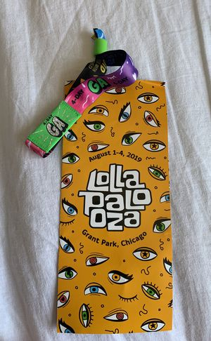 Lollapalooza for Sale in Bellflower, CA