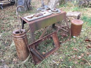 Collection of rust style, farmhouse, cabin, cottage pieces for Sale in Columbus, OH