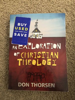 An Exploration of Christian Theology for Sale in Walla Walla, WA