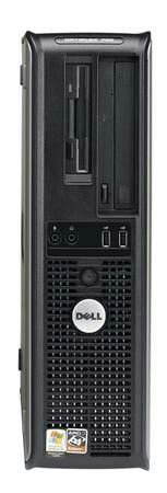 Dell Optiplex 740 sff 2.6ghz dual core 4gb ram 160gb hd new windows 7 pro for Sale in Pittsburgh, PA