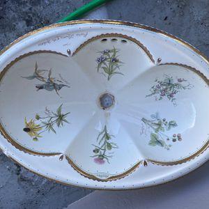 Vintage Sink Kohler Artist Editions Prairie Flowers for Sale in Hollywood, FL