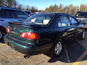 99 Toyota Corolla for Sale in Waltham, MA
