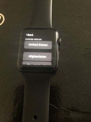 Apple Watch series 3 for Sale in Washington, DC