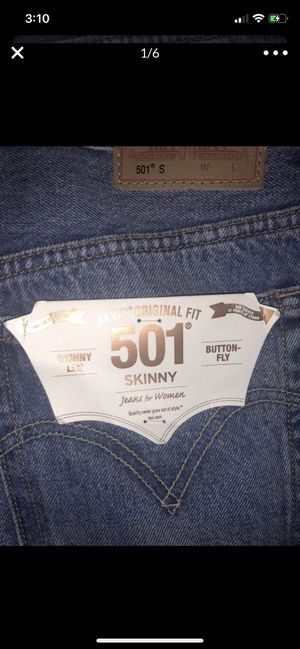 Levi's jeans 501 woman 30X30 for Sale in Hayward, CA