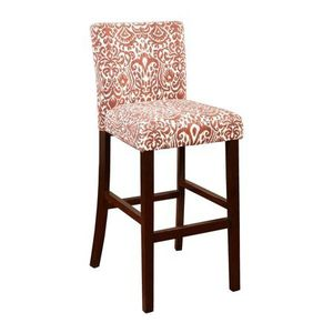 Linon Morocco Bar Stool, 30 inch Seat Height for Sale in Katy, TX