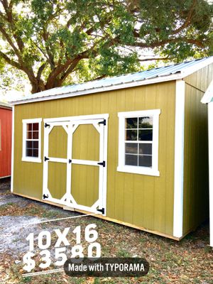 Brand new Store More sheds! for Sale in Zephyrhills, FL