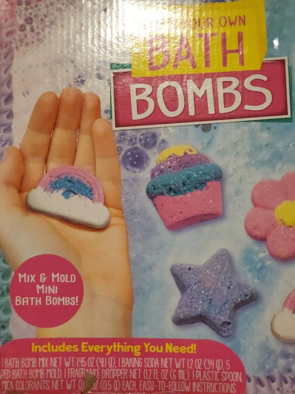 Bath Bombs kit
