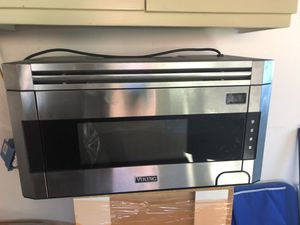 Viking Microwave Hood Combo for Sale in Los Angeles, CA