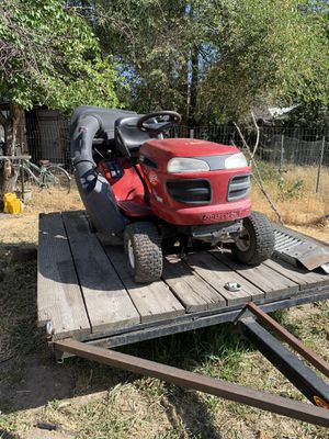 Craftsman riding mower for Sale in West Valley City, UT