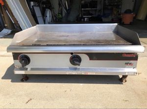 Commercial Grill Stove Top for Sale in Garner, NC