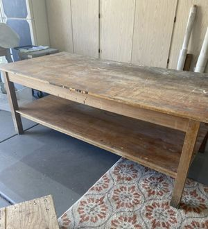 Large workbench for Sale in Mesa, AZ