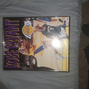 90s Original Kb Poster for Sale in Los Osos, CA