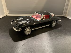 Used, Ertl 1963 Chevrolet Corvette 1:18 Scale Diecast Car for Sale for sale  Wauwatosa, WI
