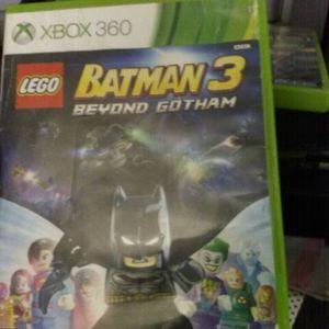 Xbox 360 Batman 3 game for Sale in San Diego, CA