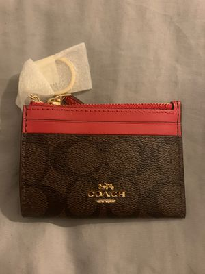 Coach ID wallet for Sale in Santa Ana, CA
