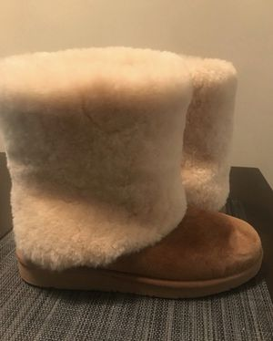 UGG Australia for Women: Patten Chestnut Ankle Boot Wheat for Sale in Norcross, GA
