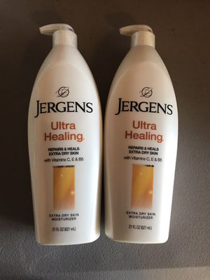 Jergens lotions for Sale in Stockton, CA