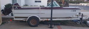 Boat and trailer for Sale in El Cajon, CA