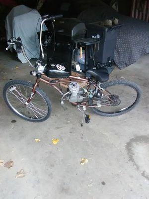 Beach cruiser motor bike for Sale in Pekin, IL