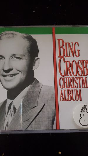 Bing Crosby Christmas 🎄 album CD for Sale in Fresno, CA