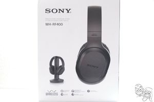 Sony - RF400 Wireless Home Theater Headphones for Sale in Rancho Cucamonga, CA
