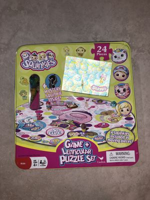 Squinkies Game set for kids for Sale in Miami, FL