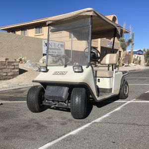 EzGo Golf Cart Runabout for Sale in Palm Desert, CA