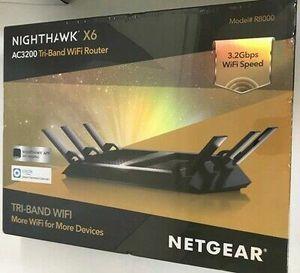 Netgear Nighthawk X6 AC3200 wifi gaming router for Sale in Portland, OR