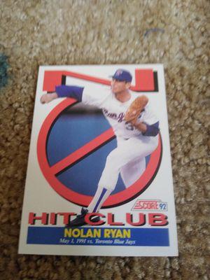 Nolan Ryan for Sale in Miami, FL